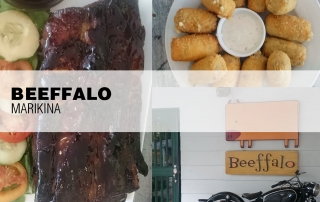 Beeffalo in Marikina