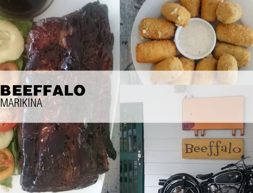 Beeffalo: Ribs and a Whole Lot More